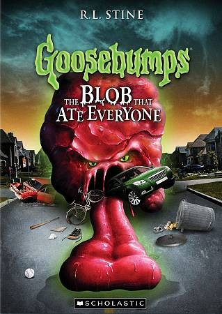 Goosebumps The Blob That Ate Everyone Richland Library