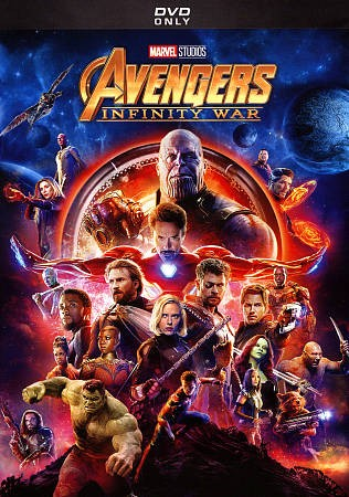 Avengers Infinity War Richland Library