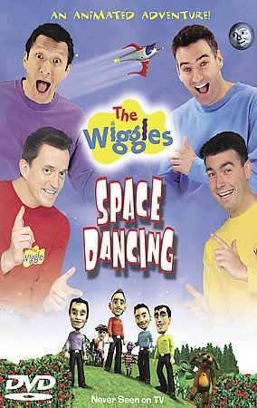The Wiggles : space dancing - Richland Library